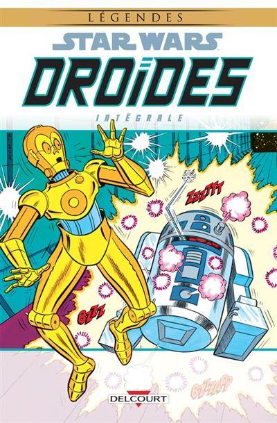 Star Wars - Droides - Integrale - 9782413014966 - 13,99 €