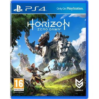 HORIZON ZERO DAWN MIX PS4