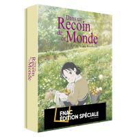 Dans un recoin de ce monde Edition Limitée Steelbook Exclusivité Fnac Combo Blu-ray + DVD + CD