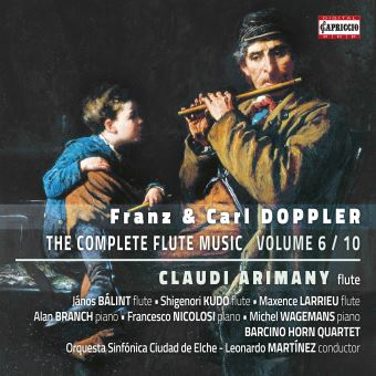 The Complete Flute Music Volume 6/10