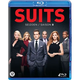 SUITS S8 -BIL-BLURAY