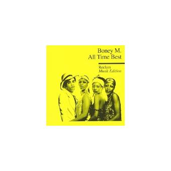 All Time Best Reclam Musik Edition Boney M Cd Album Fnacbe