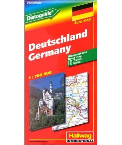 Allemagne 1:700 000