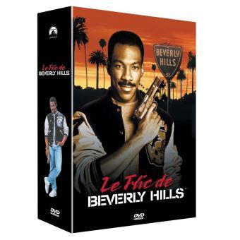 Le flic de Beverly HillsCoffret Le Flic de Beverly Hills La Trilogie DVD