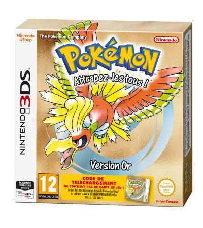 Pokémon Or Nintendo 3DS