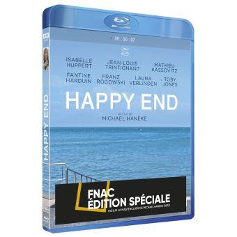 Happy End Edition spéciale Fnac Blu-ray