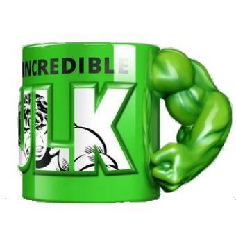 Arm Mug Incredible Hulk