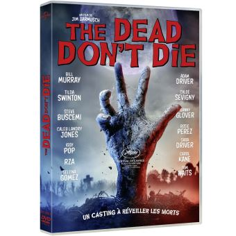 The Dead Don't Die DVD