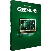 Gremlins/steelbook iconic edition limitee