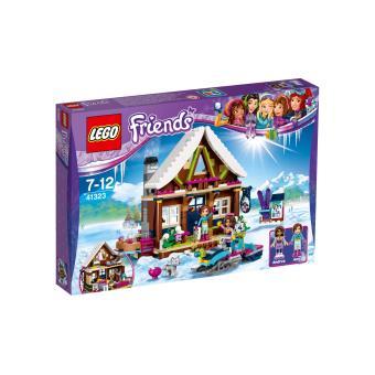 LEGO® Friends 41323 Le chalet de la station de ski