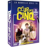 Le Club des Cinq Coffret intégral 6 DVD