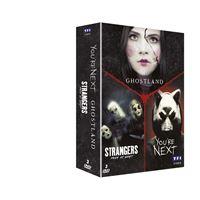 Coffret Horreur 3 films DVD