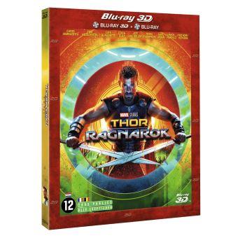 ThorTHOR-RAGNAROK-BIL-BLURAY 3D