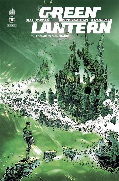 Hal Jordan : Green Lantern