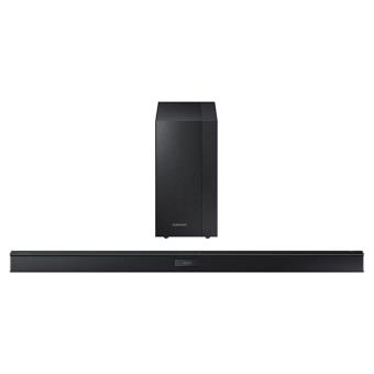 barre de son samsung hw j450 300w bluetooth barre de son achat prix fnac. Black Bedroom Furniture Sets. Home Design Ideas