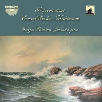 Improvisations Concert études méditations