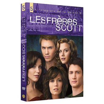 Les Frères ScottLes Frères Scott Saison 5 DVD
