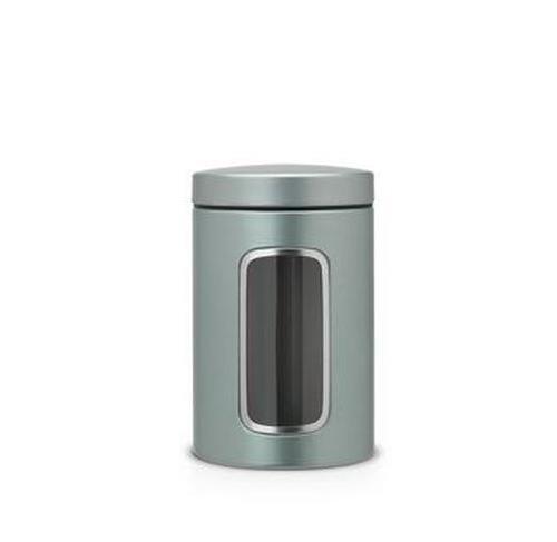 Boîte alimentaire à Fenêtre Ronde Brabantia 484360 1,4 L Metallic Mint