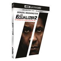 Equalizer 2 Blu-ray 4K Ultra HD