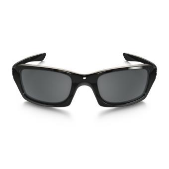 1db8fb4215d10 Lunettes de soleil Oakley Fives Squared Polarized Noire - Lunettes -  Equipements sportifs