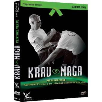 43add99b78a4 Krav Maga Programme officiel ceinture verte DVD - Mario Masberg ...