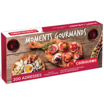 Cadeaubox FR Moments Gourmands