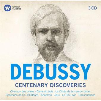 CENTENARY DISCOVERIES/3CD