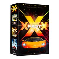 Coffret XXX Fast DVD
