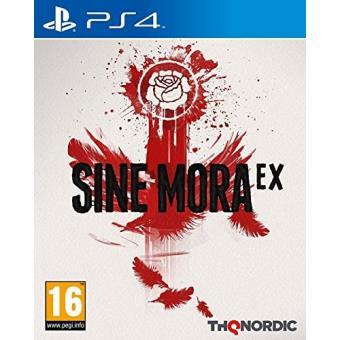 SINE MORA EX MIX PS4