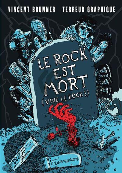 Le rock est mort, vive le rock! - 9782081448568 - 13,99 €