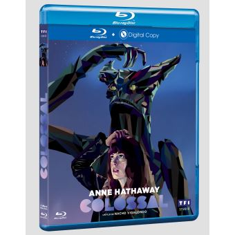 Colossal Blu-ray