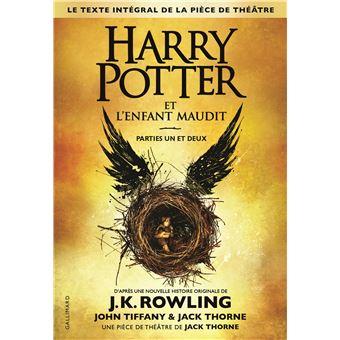 Harry PotterHarry Potter et l'Enfant Maudit