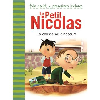 Le Petit NicolasLa chasse aux dinosaures