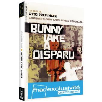 Bunny Lake a disparu DVD