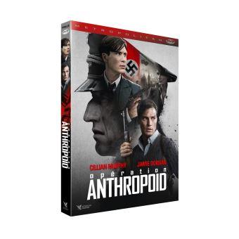 Opération Anthropoid DVD