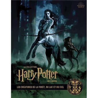 Harry PotterLa collection Harry Potter au cinéma, vol.1 : Les Créatures de la forêt, du lac et du ciel