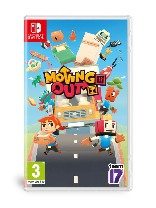 Moving Out Nintendo Switch