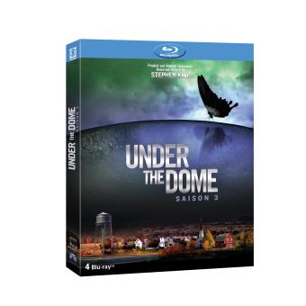 Under the DomeUnder the dome Saison 3 Blu-ray