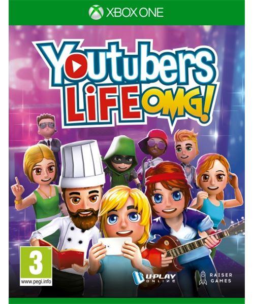 Youtubers Life Xbox One