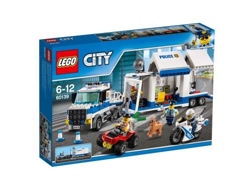 LEGO 60139 Le poste de commandement mobile