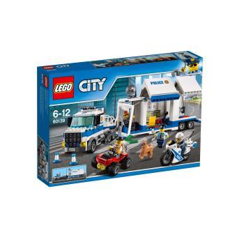 LEGO® City 60139 Le poste de commandement mobile