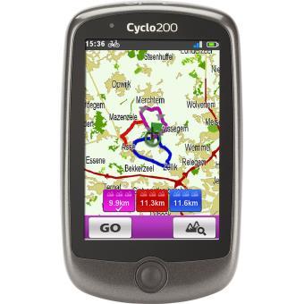 mio cyclo 200 navigateur gps gps auto achat prix fnac. Black Bedroom Furniture Sets. Home Design Ideas