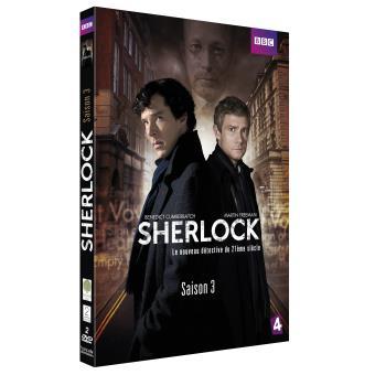 SherlockSHERLOCK HOLMES 3-VF