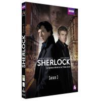Sherlock Saison 3 DVD