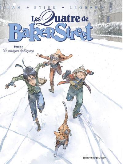 Les Quatre de Baker Street - Tome 03