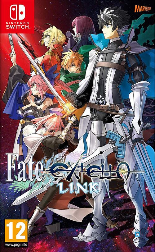 Fate Extella Link Nintendo Switch