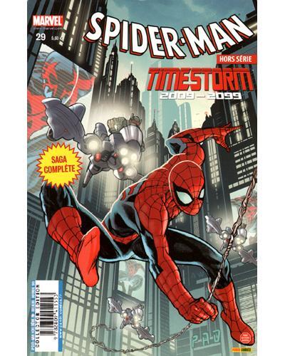 Spider-Man - Tome Hors-Série 29 : Timestorm