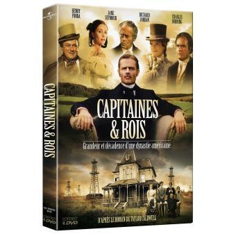 Capitaines et Rois : Puissance et décadence Coffret 4 DVD