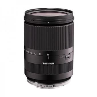 Tamron Hybrid Lens 18-200mm F / 3.5-6.3 Di II VC, zwart