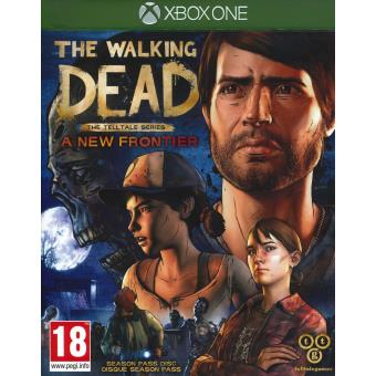 WALKING DEAD 3: TELLTALE SERIES MIX XONE